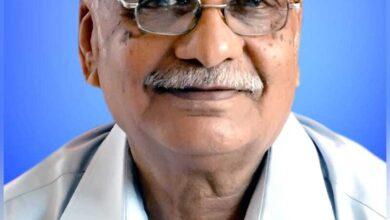 Photo of प्रसिद्ध चिकित्सक डॉ के. डी. नीमा का निधन